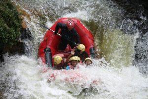 pangalengan rafting